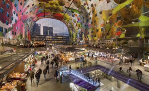 Markthal Rotterdam: Spanish bazar in city centre