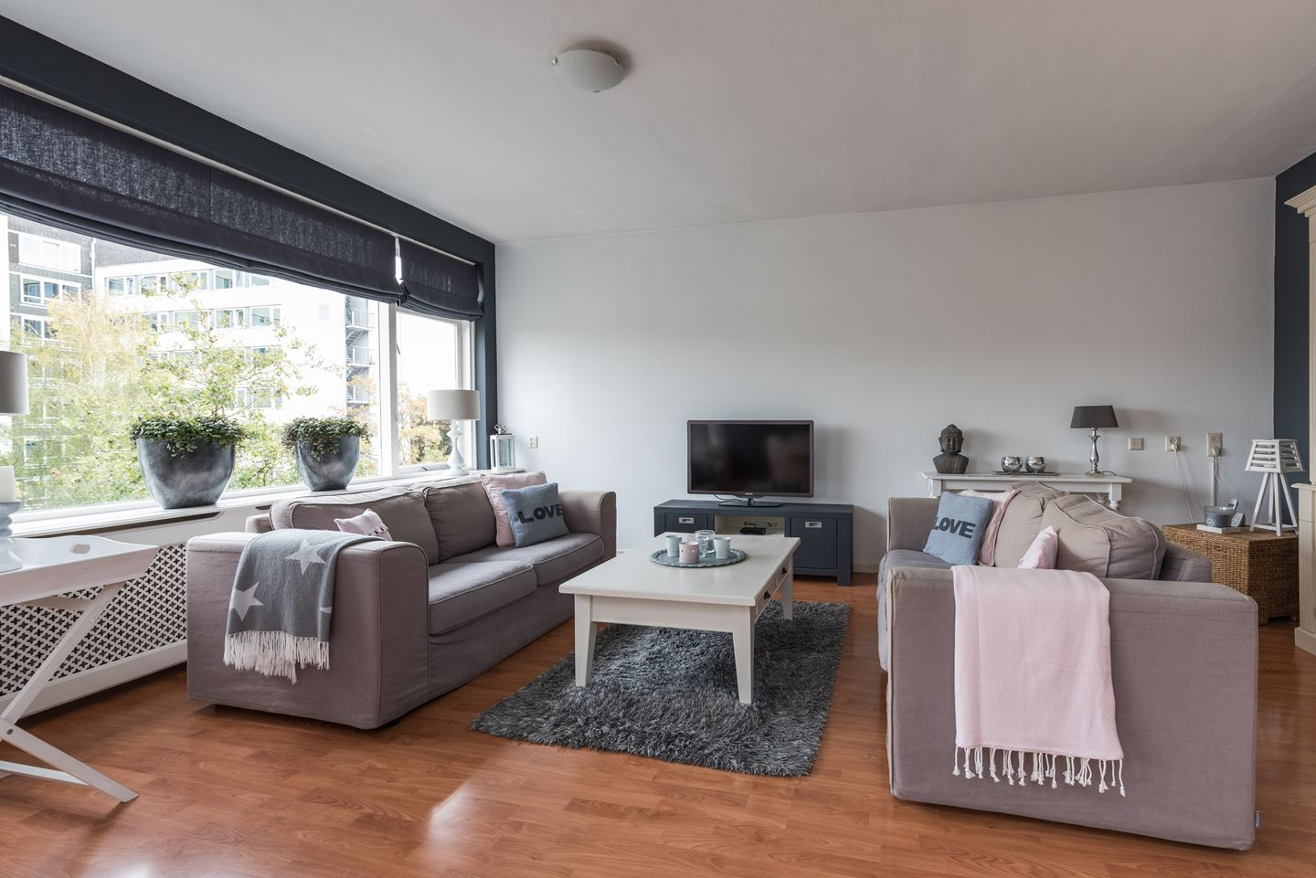 Fully Furnished Apartment With 2 Bedrooms Housing Rotterdam